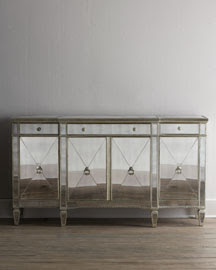 Mirrored Buffet/Console