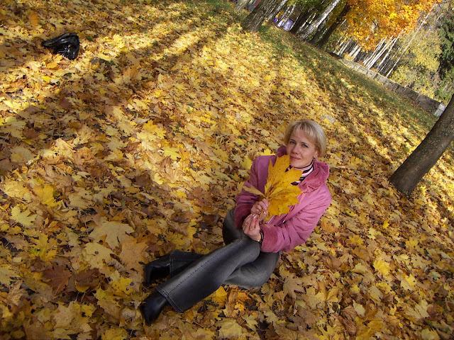Ternopil city, West Ukraine: National Rebirth Park