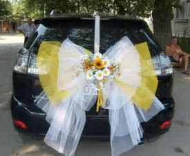 25  cute Wedding car decorations ideas on Pinterest