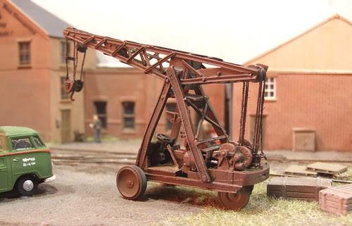 Ransomes Rapier 6 ton mobile crane
