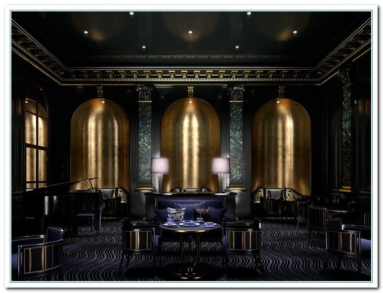 Art Deco Interior Architecture \u2013 Interior Design