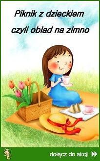 Piknik z dzieckiem, czyli obiad na zimno