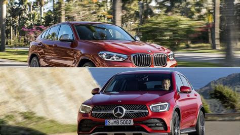 video  mercedes benz glc coupe   bmw