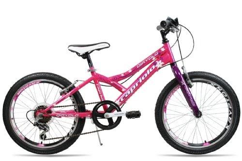 mountainbike shop mountainbike 20 zoll diavolo 200 shimano kinderfahrrad farbe pink flowers. Black Bedroom Furniture Sets. Home Design Ideas