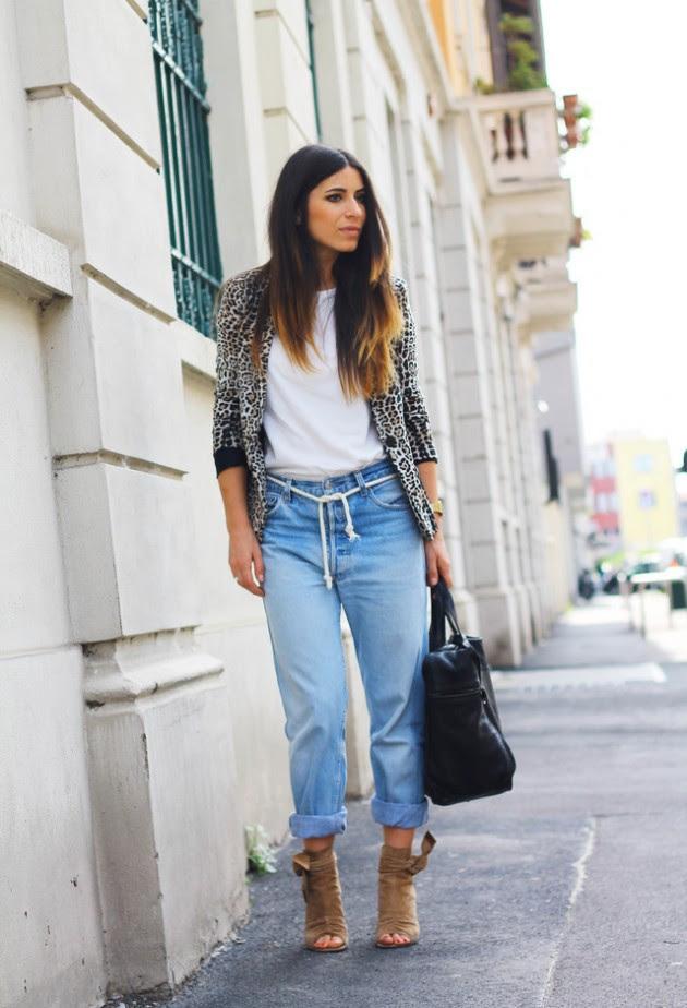 15 stylish ways to wear boyfriend jeans with heels