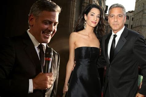 George Clooney and Amal Alamuddin Venice wedding: 'Only 60