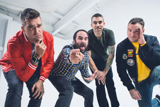 Album review: New Found Glory – Makes Me Sick | Richer Sounds Blog