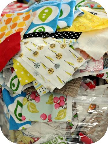 quilt scraps