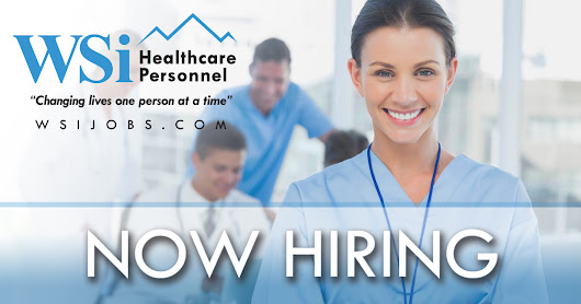 Search Open Healthcare Positions