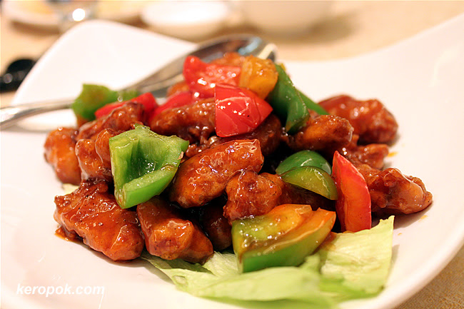 Sweet and Sour Mock Chicken