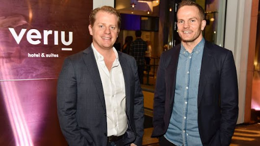 Veriu hotel chain has lofty ambitions