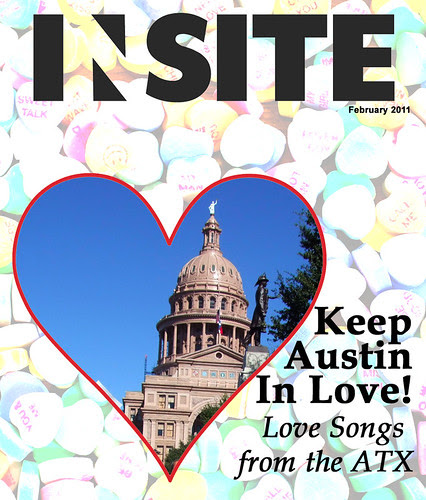 February 2011 - cover: Love