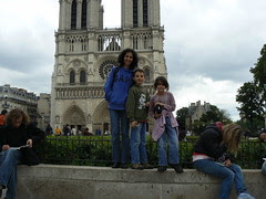 Notre Dame, May 2009
