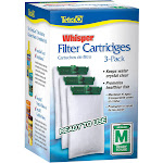 Tetra Medium 5-15 Carbon Filter Cartridges 3 Count