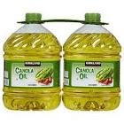 Kirkland Signature Canola Oil - 2 pack, 3 qt bottles