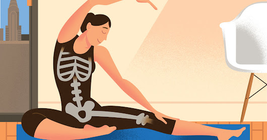 12 Minutes of Yoga for Better Bone Health