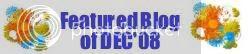 Featured Blog of Dec'08