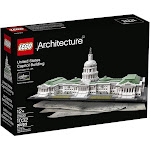 Lego 21030 Architecture United States Capitol Building Kit