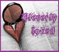 Cleverly Inked Button