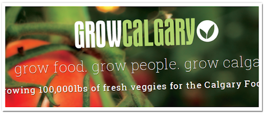Lending A Hand To Feed Calgary's Homelessness with Grow Calgary | Ottawa & Calgary Web Design + WordPress + Drupal + Social Media + iPhone Apps | Armadillo Studios Inc.