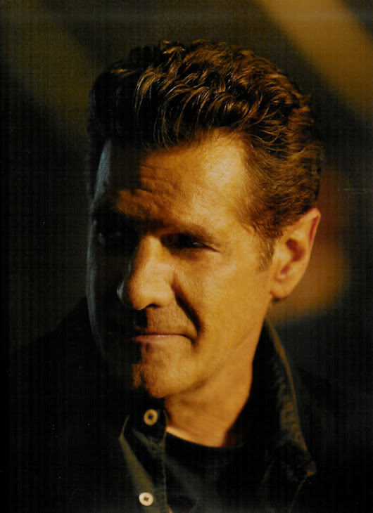 2016: The world loses Glenn Frey. We miss you, Glenn.