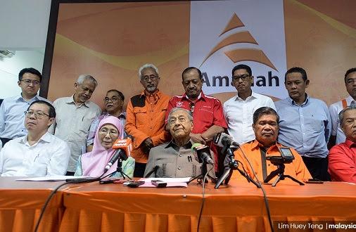 Janji PH: Sabah, Sarawak berhak dapat kemajuan dan autonomi