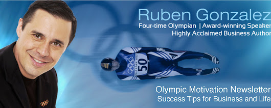 The Ruben Gonzalez Report - Olympic Motivation