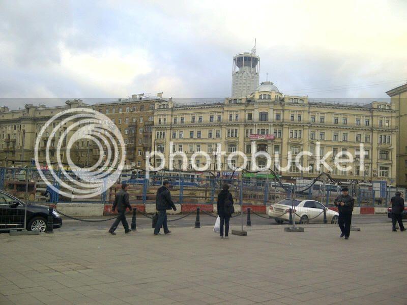 Hotel di Moskow Paling Mahal Sedunia!