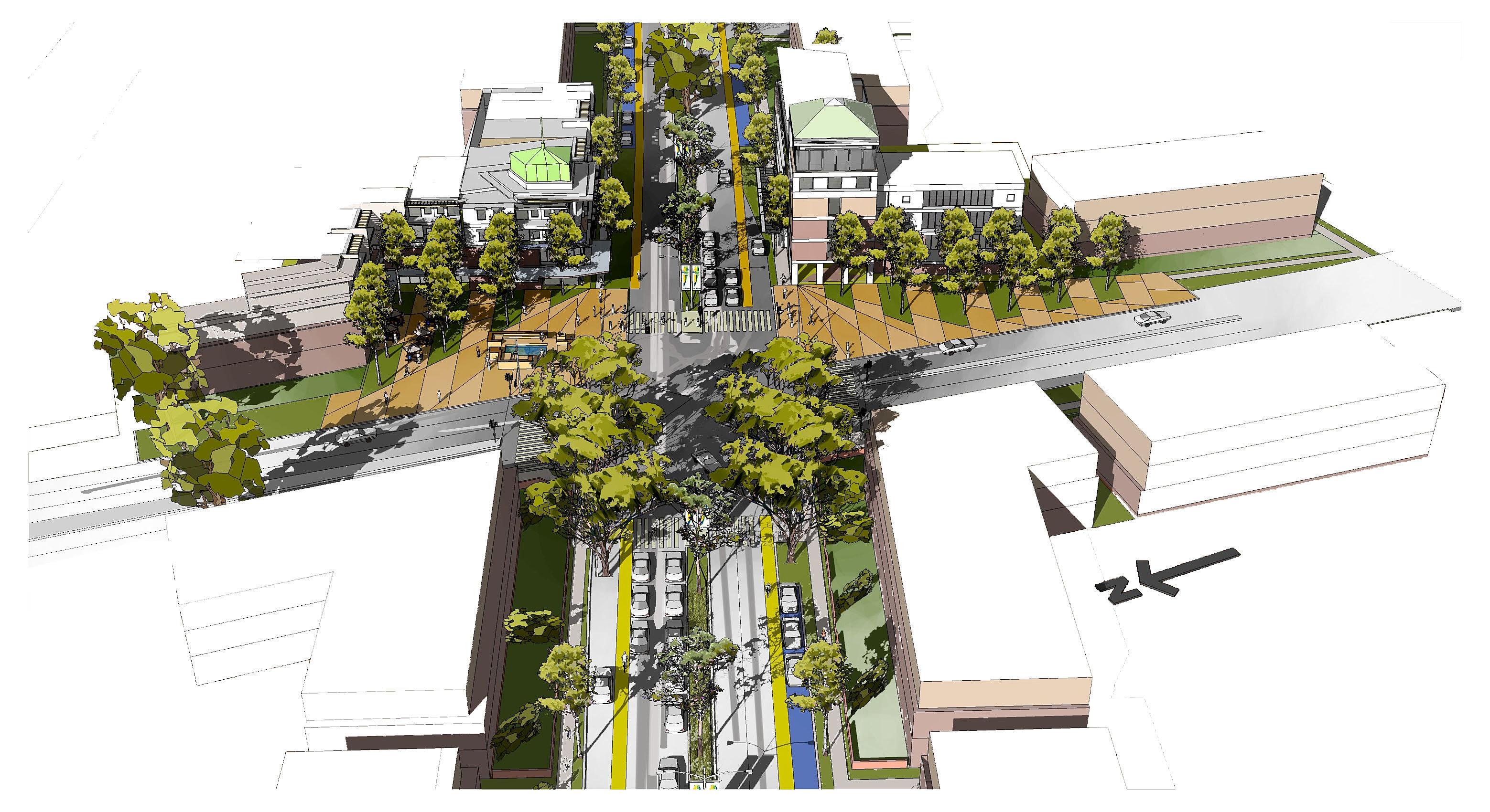 Landscape Design Urban | small landscape ideas