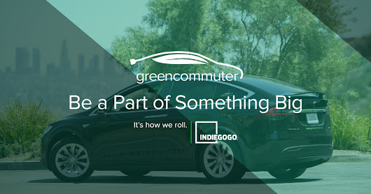 Green Commuter - Be a Part of Something Big