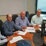 נחתם הסכם קיבוצי חדש בבנק יהב - ערוץ 7