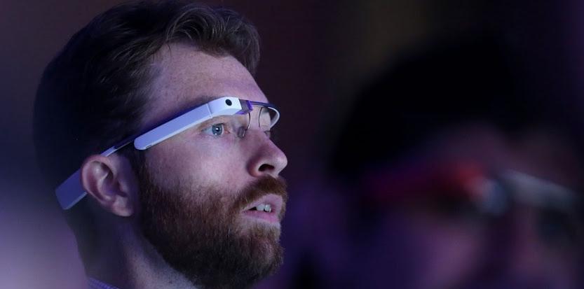 Google Glass (JUSTIN SULLIVAN / GETTY IMAGES NORTH AMERICA / AFP)