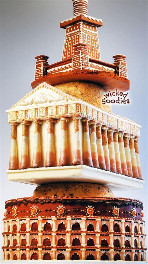 Sculpted Cake Designs
