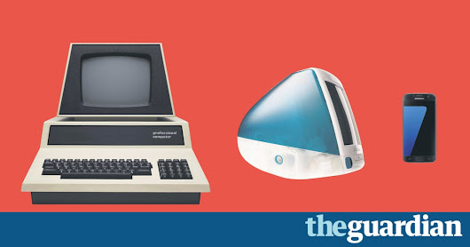 Vanishing point: the rise of the invisible computer | Technology | The Guardian