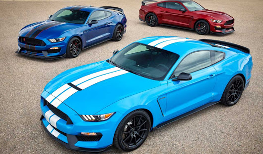 2017 Shelby Mustang GT350 Gets Features Customers Asked For