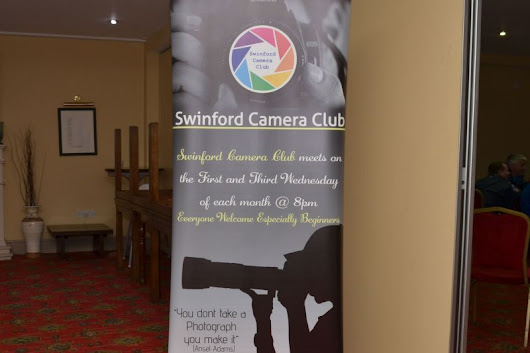 Next Meeting 15th June 2016 - Swinford Camera Club