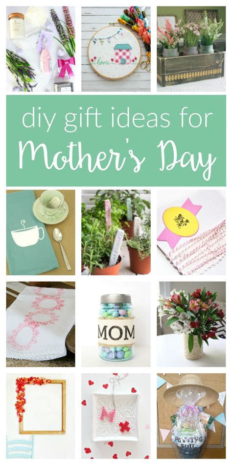 DIY Mother's Day Gift Ideas   Merry Monday #153   two