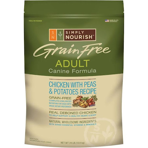 Google express simply nourish grain free chicken adult recipe dry simply nourish grain free chicken adult recipe dry dog food forumfinder Image collections