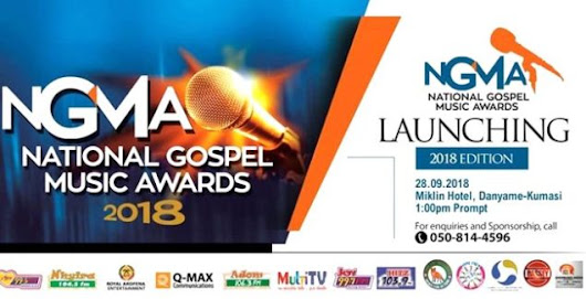 National Gospel Music Awards 2018 Launched (Events)