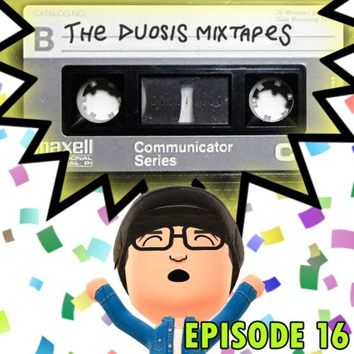 The Duosis Mixtapes Episode 16 - Amazing Feats by JH Sounds