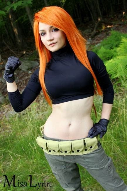 This Kim Possible Cosplay is Ready for Action   All That's Epic   Cosplay, Comic Con and Culture