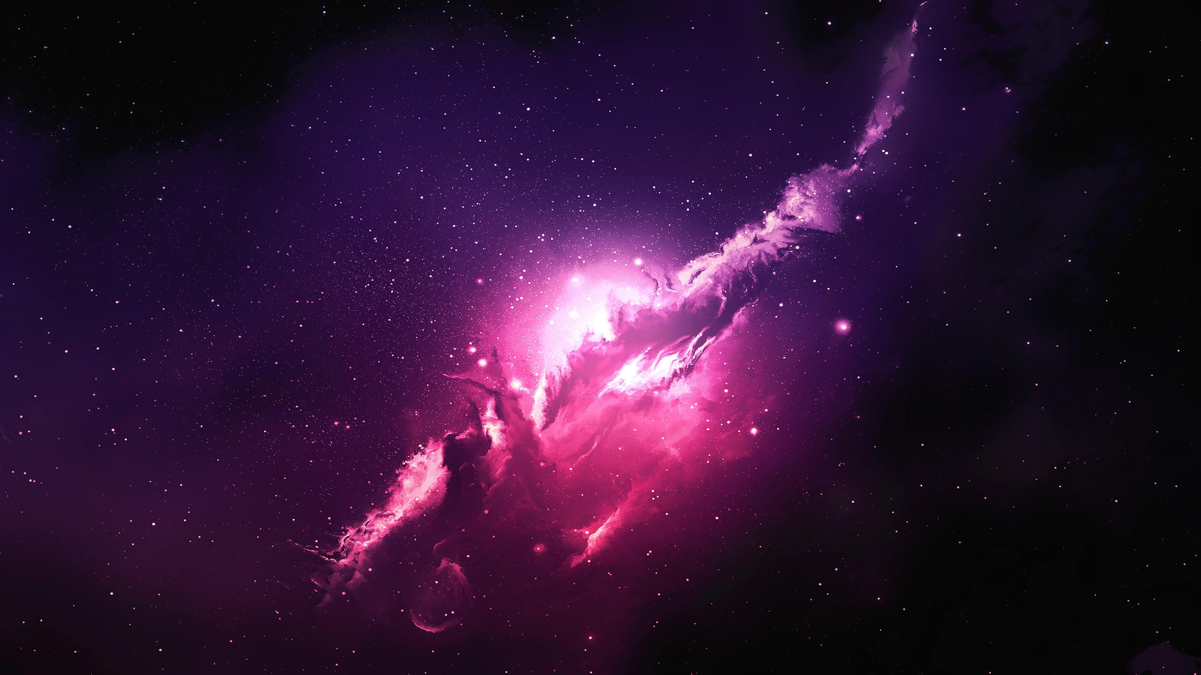 1920x1080 Nebula Stars Universe Galaxy Space 4k Laptop ...