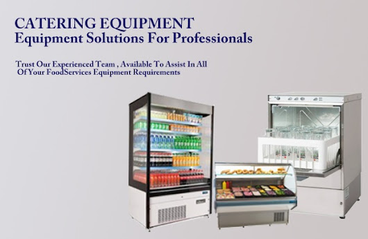 Quality Catering Equipment for Your Commercial Business Growth