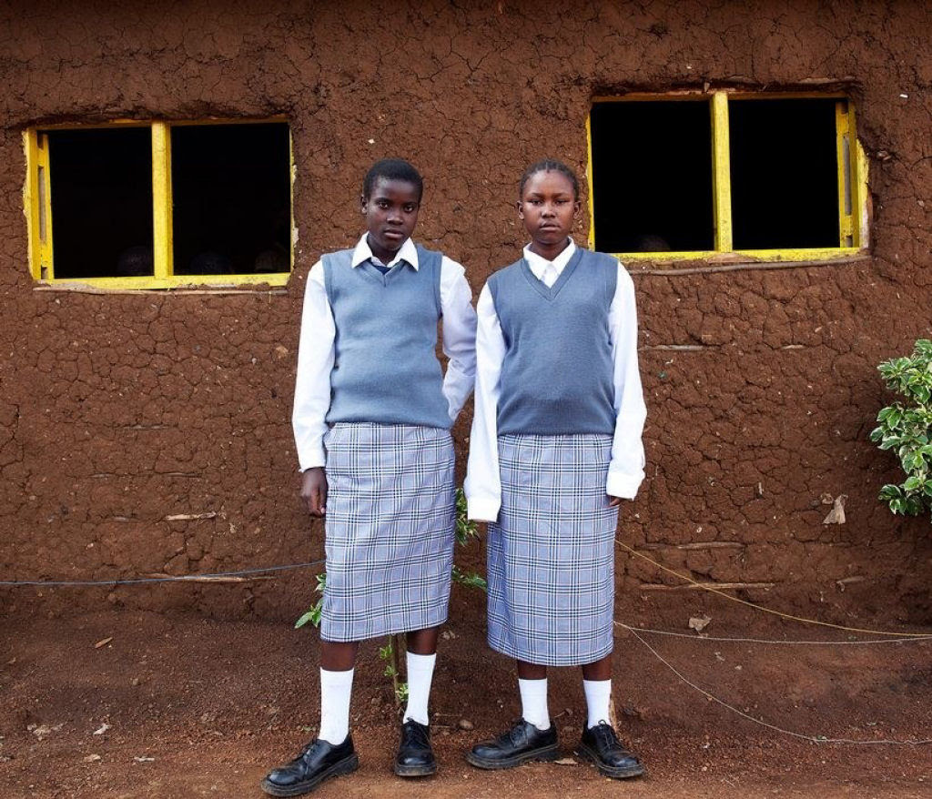 Como são os uniformes escolares em alguns países ao redor do mundo 19
