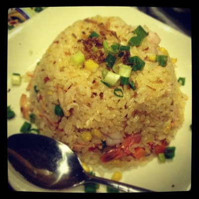 XO seafood rice #food  (Taken with instagram)
