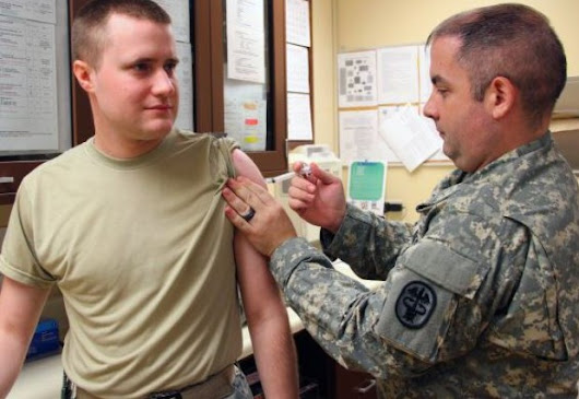 Immunizations impact readiness/health of the force