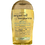 OGX Renewing Moroccan Argan Oil Extra Penetrating Hair Oil - 3.3 fl oz