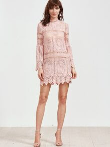 New boston proper Cape Shoulder Grey Back Slit Sheath Dress order catalogs