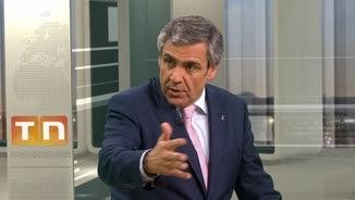 Daniel de Alfonso, entrevistat en directe al Telenotícies Vespre del dia 21 de juny