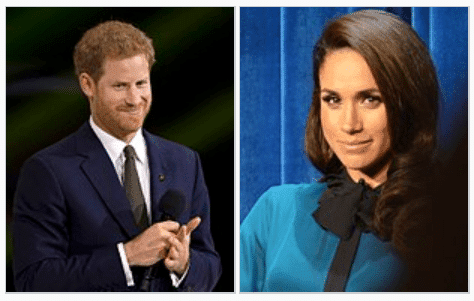 Prince Harry and Meghan Markle are getting married | Toastmaster & Master of Ceremonies London